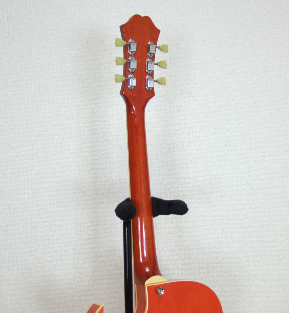 Epiphone SORRENTO OR ソレント オレンジ レア品_画像9