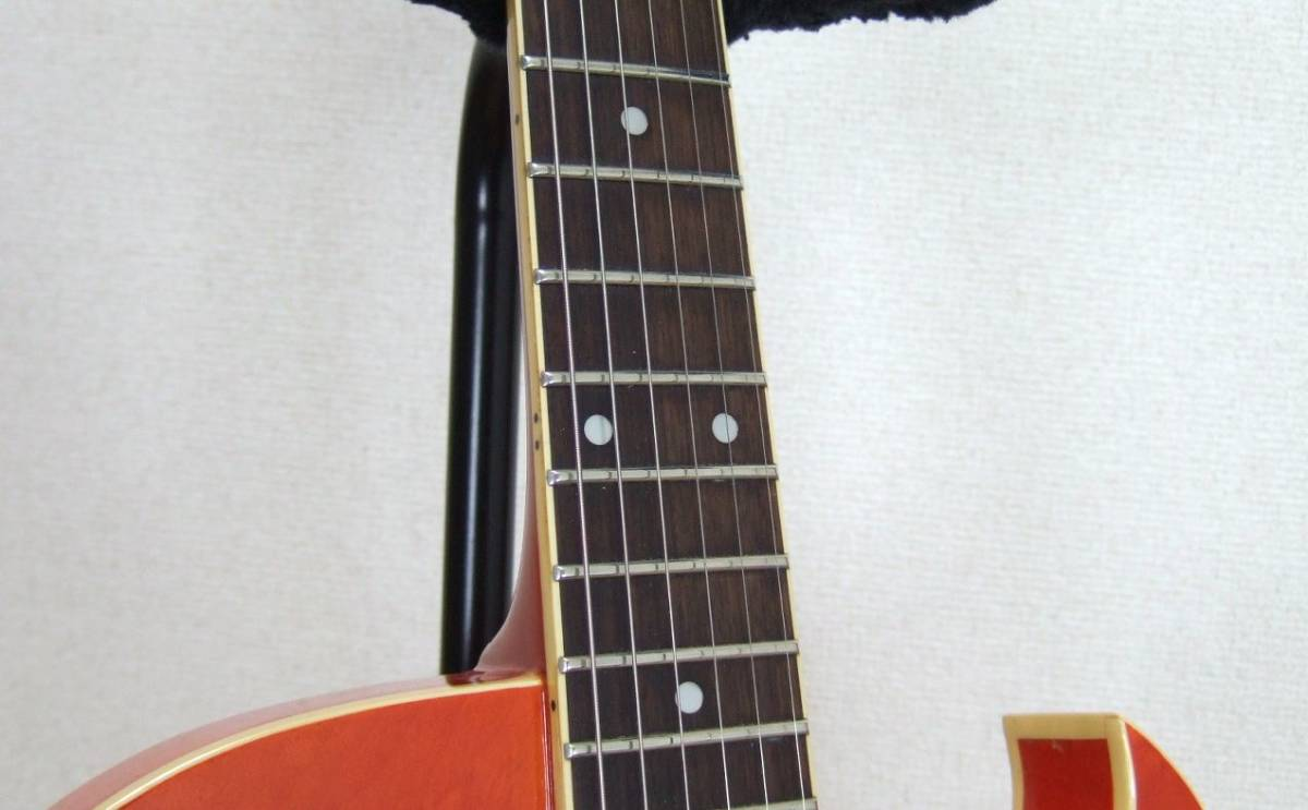 Epiphone SORRENTO OR ソレント オレンジ レア品_画像6
