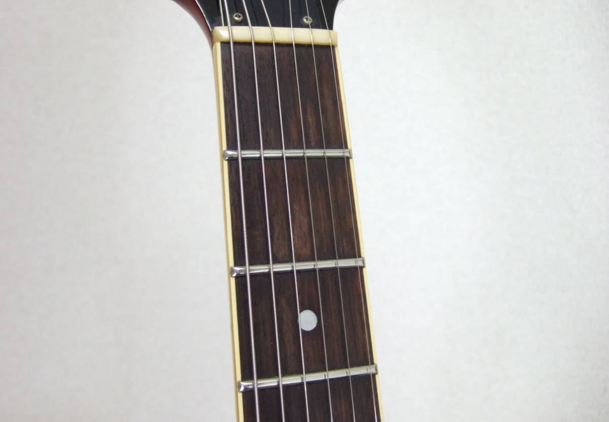 Epiphone SORRENTO OR ソレント オレンジ レア品_画像4