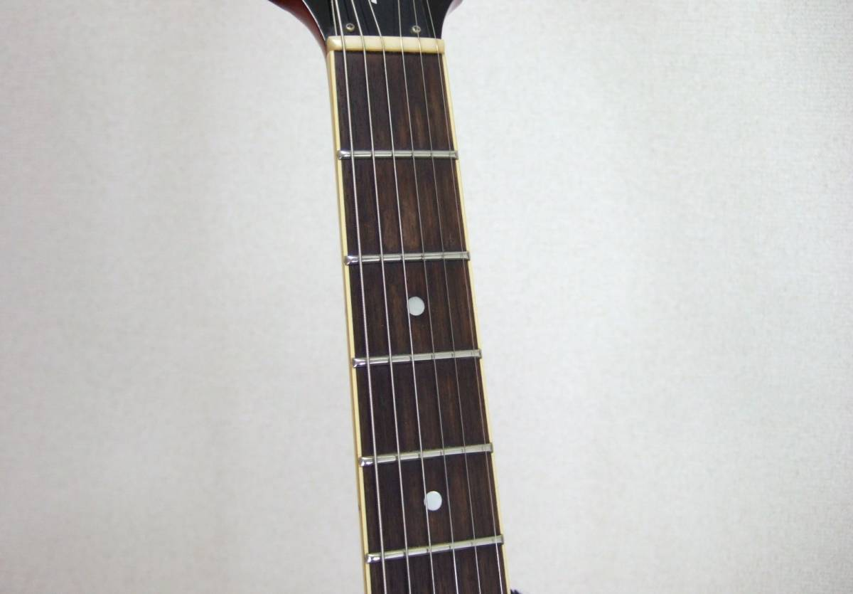 Epiphone SORRENTO OR ソレント オレンジ レア品_画像5