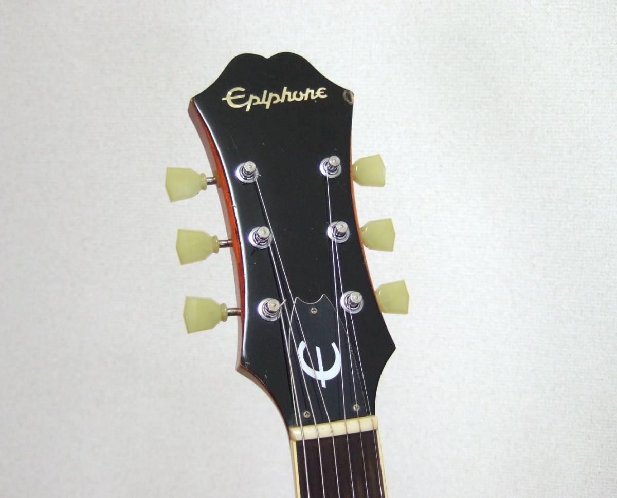 Epiphone SORRENTO OR ソレント オレンジ レア品_画像3