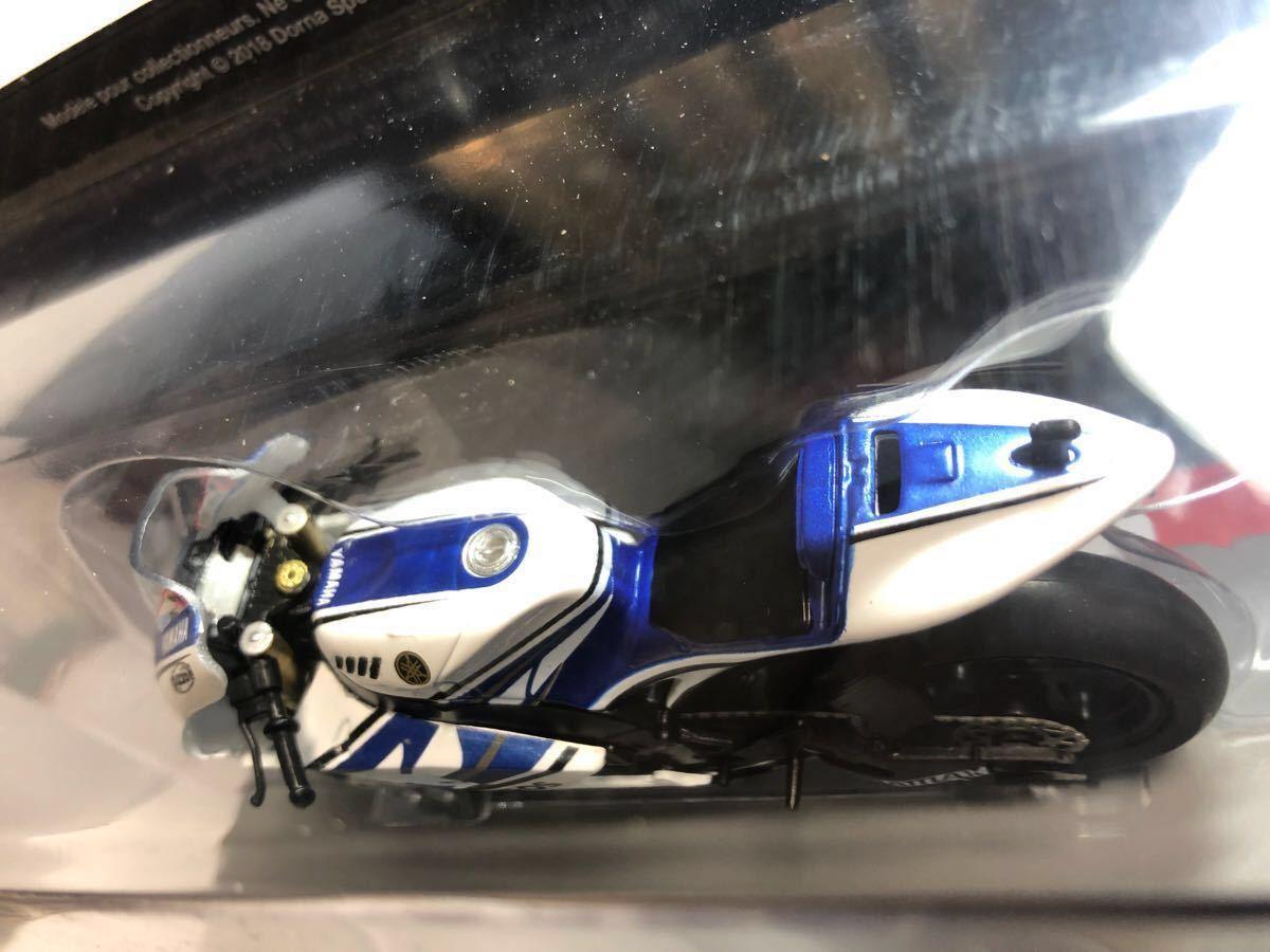 1/18 ヤマハ YZR-M1 2012 #99 ロレンソ Moto GP 国内未発売_画像5