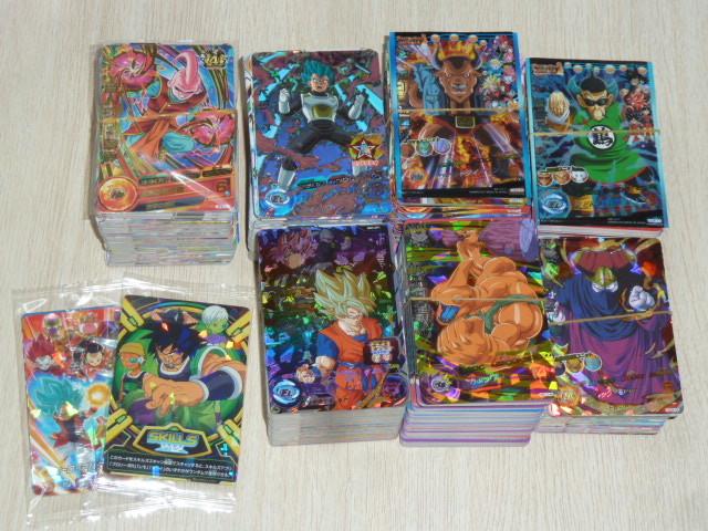 ★ドラゴンボールヒーローズ 引退のため カード大量セット★約2800枚_画像8