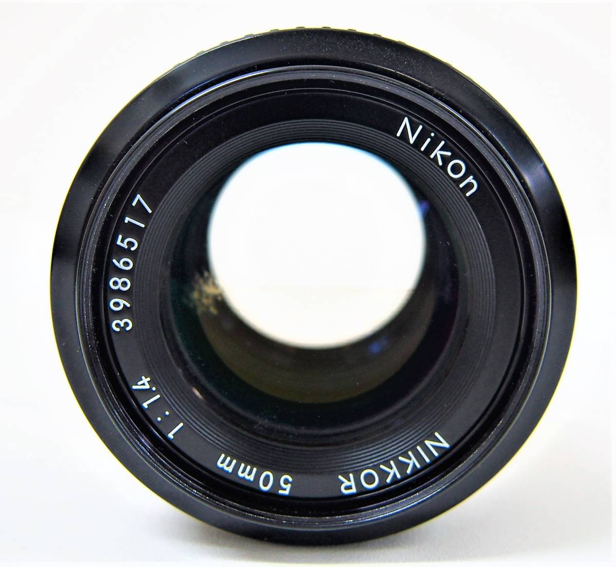 ⑤★中古品 Nikon F2 7859886 フィルムカメラ マニュアル レンズ Nikon NIKKOR 50mm 1:1.4 3986517 ニコン カメラ 1円スタート_画像9