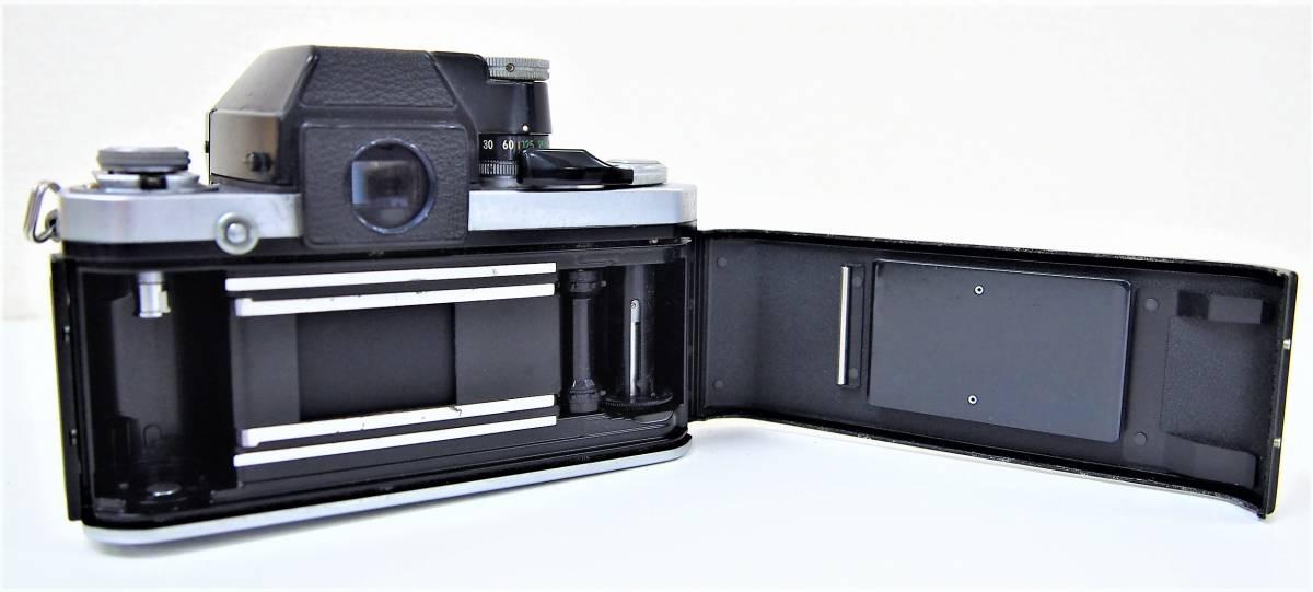 ⑤★中古品 Nikon F2 7859886 フィルムカメラ マニュアル レンズ Nikon NIKKOR 50mm 1:1.4 3986517 ニコン カメラ 1円スタート_画像8