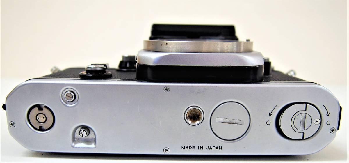⑤★中古品 Nikon F2 7859886 フィルムカメラ マニュアル レンズ Nikon NIKKOR 50mm 1:1.4 3986517 ニコン カメラ 1円スタート_画像7