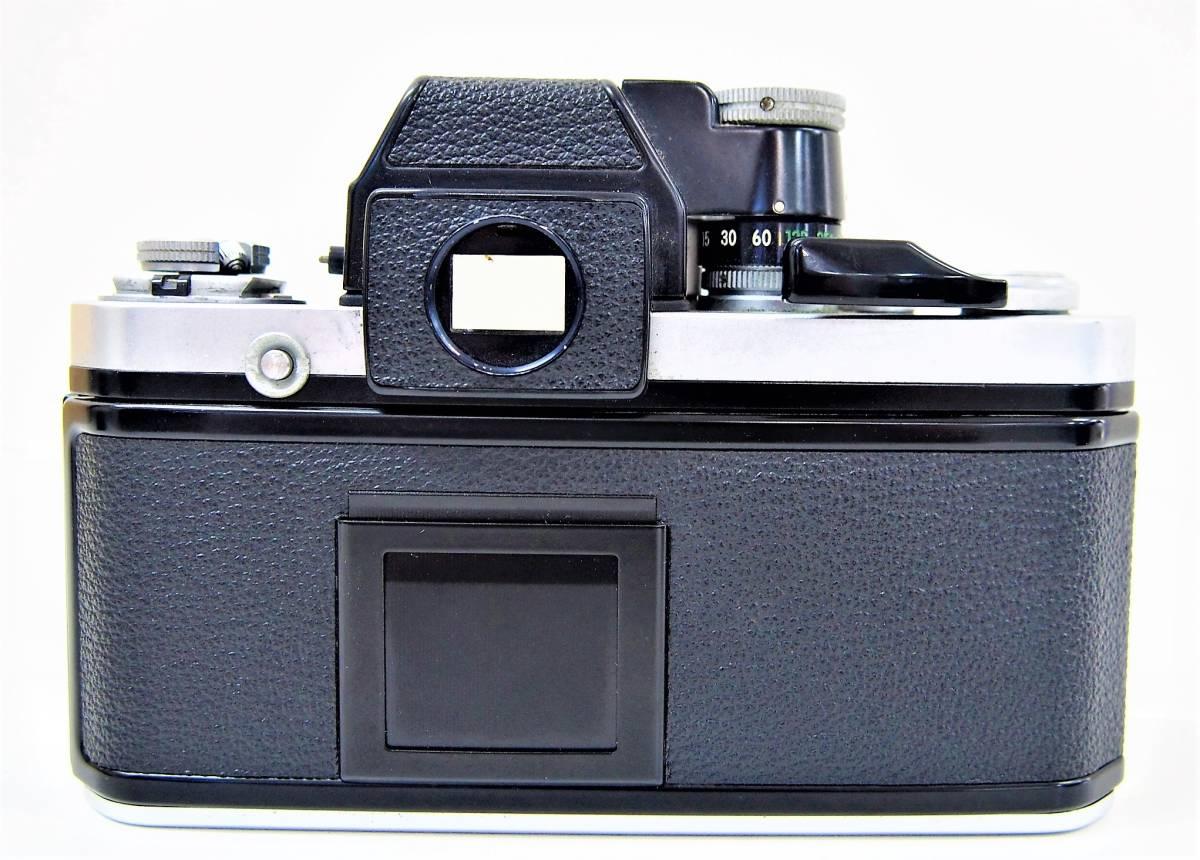 ⑤★中古品 Nikon F2 7859886 フィルムカメラ マニュアル レンズ Nikon NIKKOR 50mm 1:1.4 3986517 ニコン カメラ 1円スタート_画像5