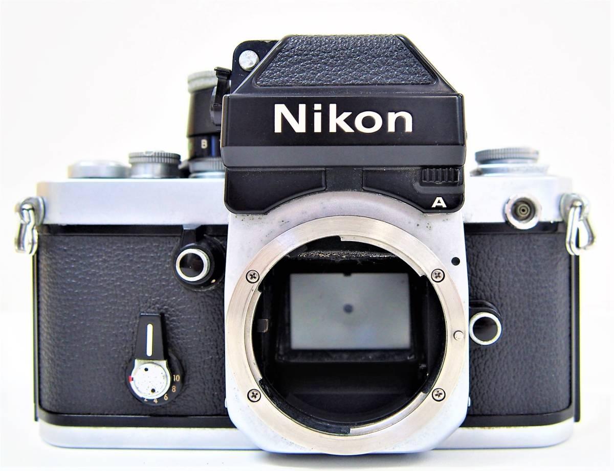 ⑤★中古品 Nikon F2 7859886 フィルムカメラ マニュアル レンズ Nikon NIKKOR 50mm 1:1.4 3986517 ニコン カメラ 1円スタート_画像3