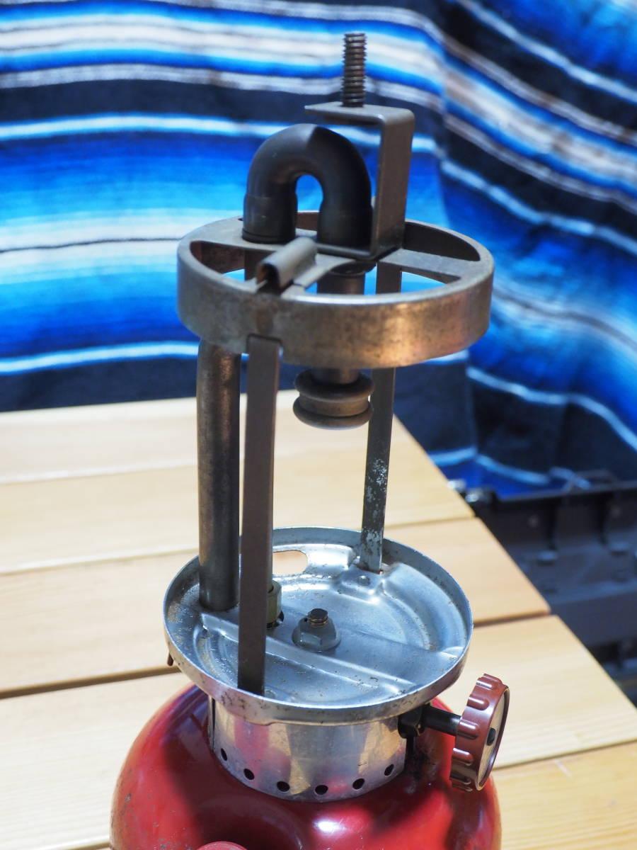 即決★絶好調 1971年1月製コールマン200Aランタン(通称ホワイトライン) 燃焼に自信あり、実機をお見せして燃焼テスト可能。a06z_画像5