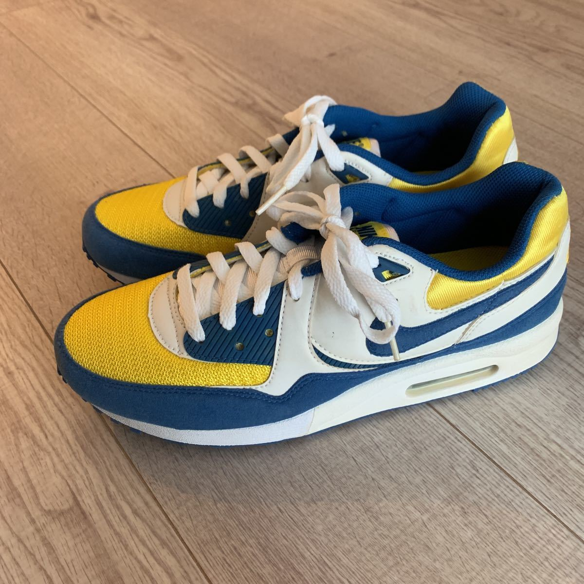 info for 5502e 4684d   beautiful goods NIKE AIR MAX 1 Nike air max 1 Sky blue × light yellow