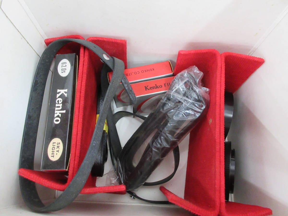 Nikon ニコン F フォトミック FTn レンズセット 元箱 取説 ハードケース付き 付属品有り フィルムカメラ_画像9