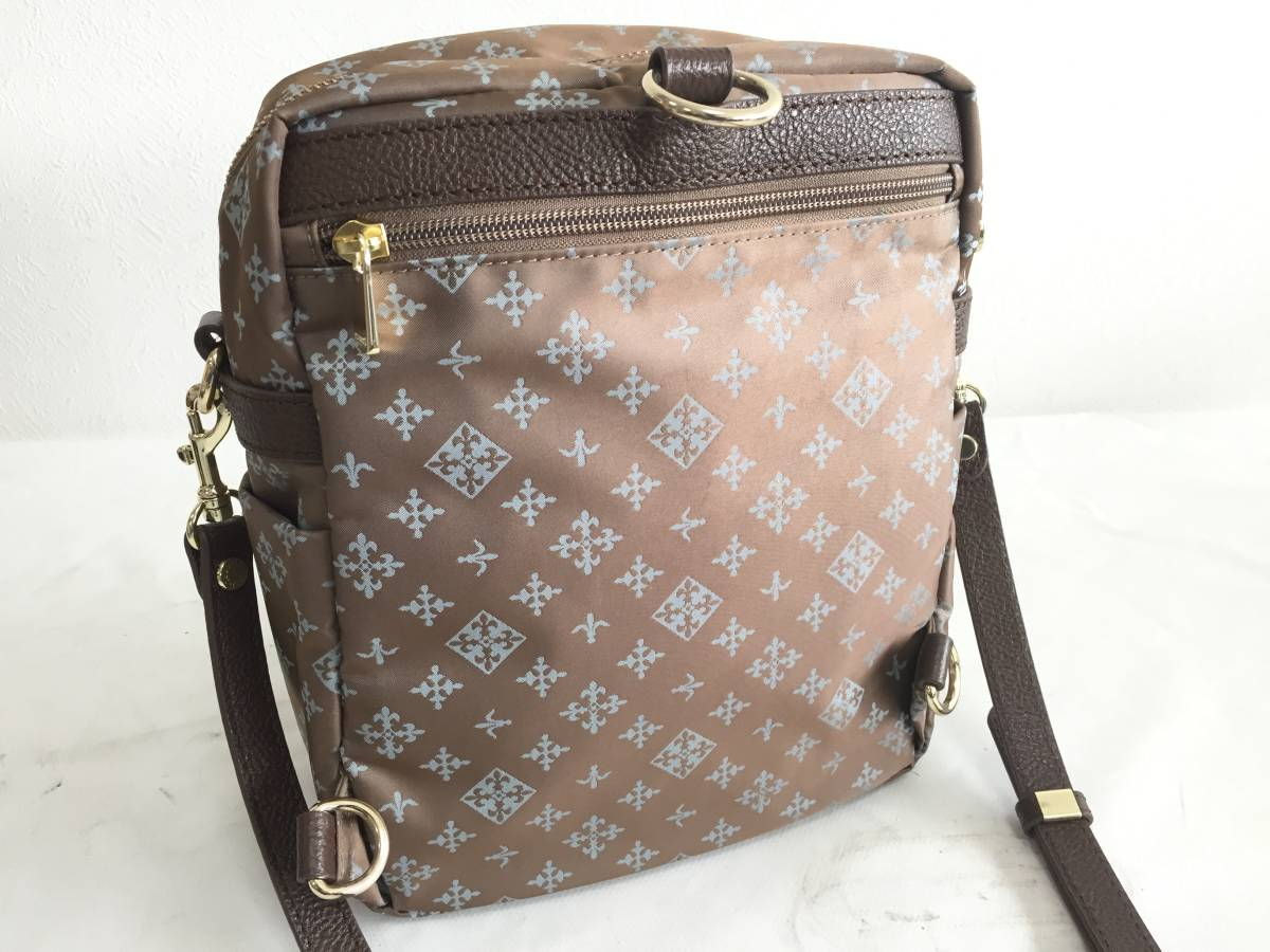 ラシット russet ショルダーバッグ リュック 2WAY ブラウン系 レディース バッグ かばん 鞄 1902205_画像2