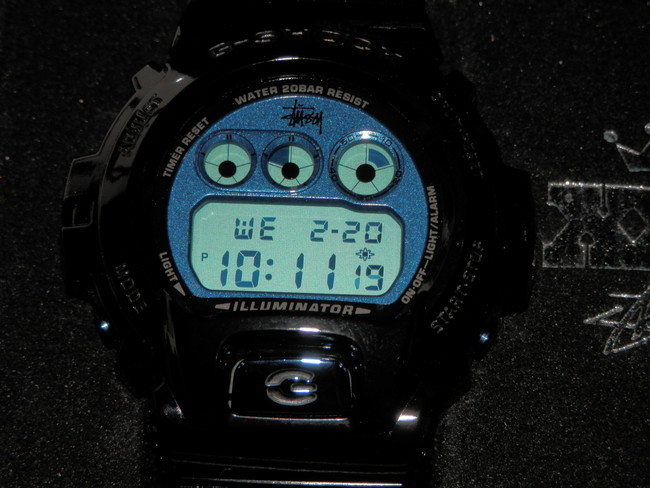 G-SHOCK カシオ CASIO XXX G-DW69 1289*JA 2010年購入 未使用 可動品 19740円_画像3