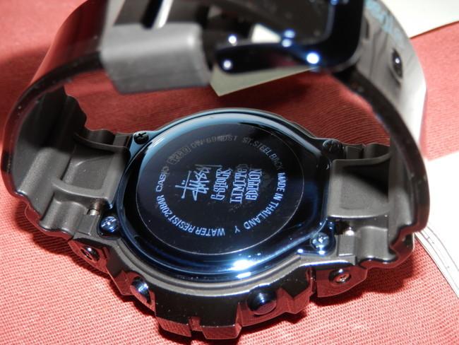 G-SHOCK カシオ CASIO XXX G-DW69 1289*JA 2010年購入 未使用 可動品 19740円_画像5