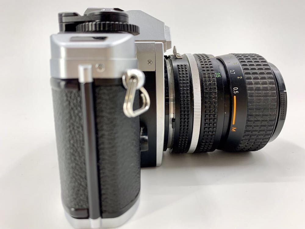 ニコン NIKON カメラ ライトニコン 一眼レフカメラ フィルムカメラ FG-20 _画像8