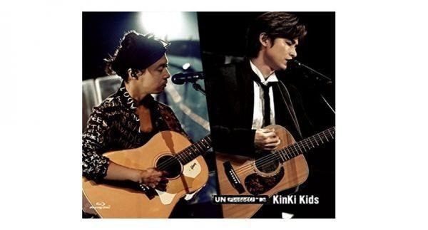 ★新品★MTV Unplugged: KinKi Kids(Blu-ray)