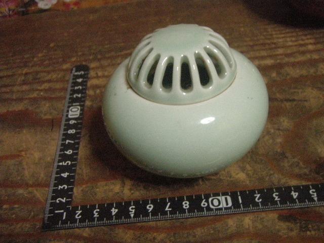 新品未使用保存品 香炉 青磁 伊万里焼 鍋島焼 大秀作