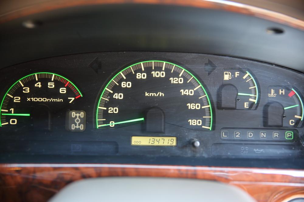 H12年 トヨタ ハイラックスサーフ SSR-X プレミアムセレクション 4WD 車検2年付 乗って帰れます!リモコンスターター,地デジ、ナビ装備_画像10