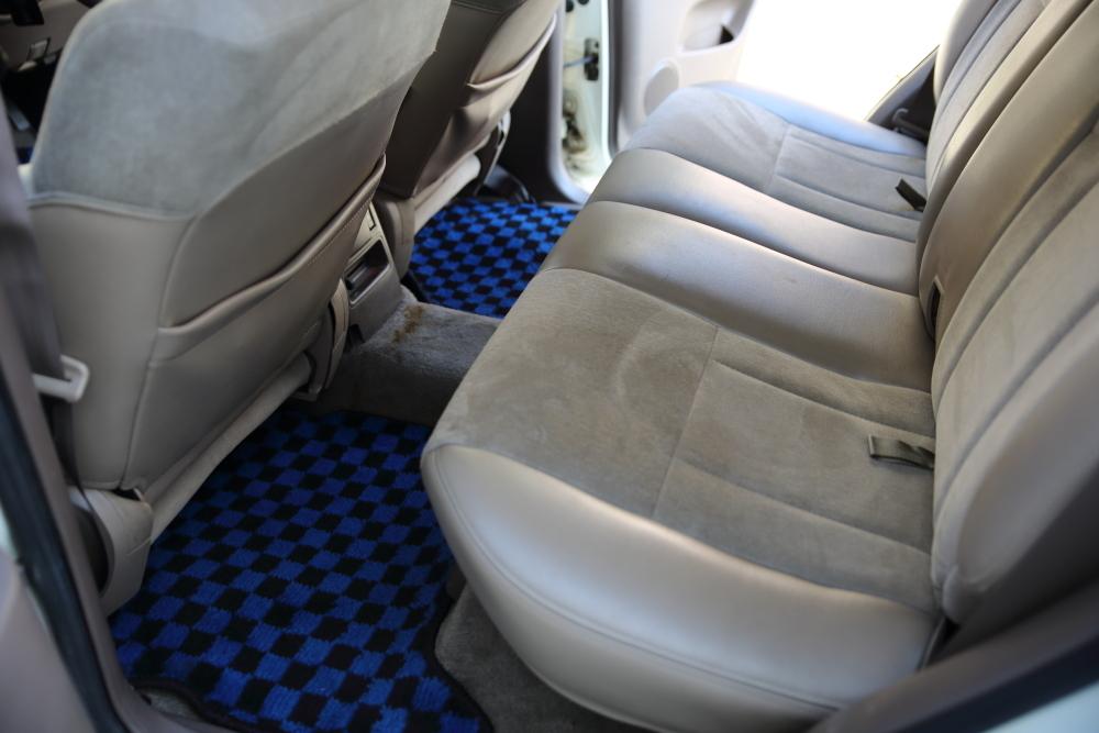 H12年 トヨタ ハイラックスサーフ SSR-X プレミアムセレクション 4WD 車検2年付 乗って帰れます!リモコンスターター,地デジ、ナビ装備_画像8