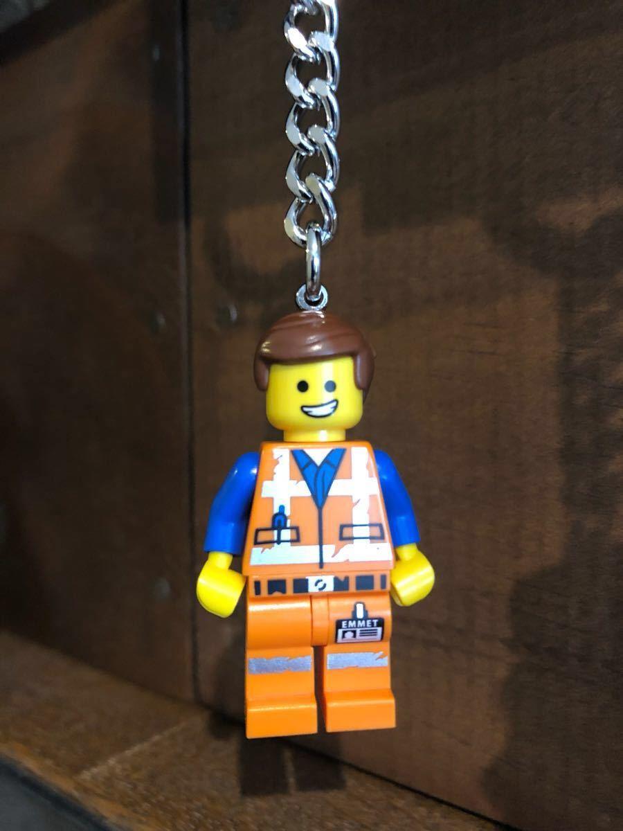LEGO KEYCHAIN The Lego Movie ages 6+ Emmet
