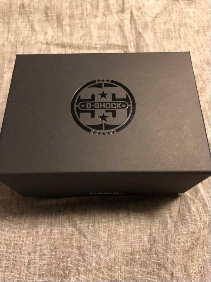 新品 完品 G-SHOCK GMW-B5000TFG-9JR 35周年記念モデル フルメタル オールゴールド_画像3
