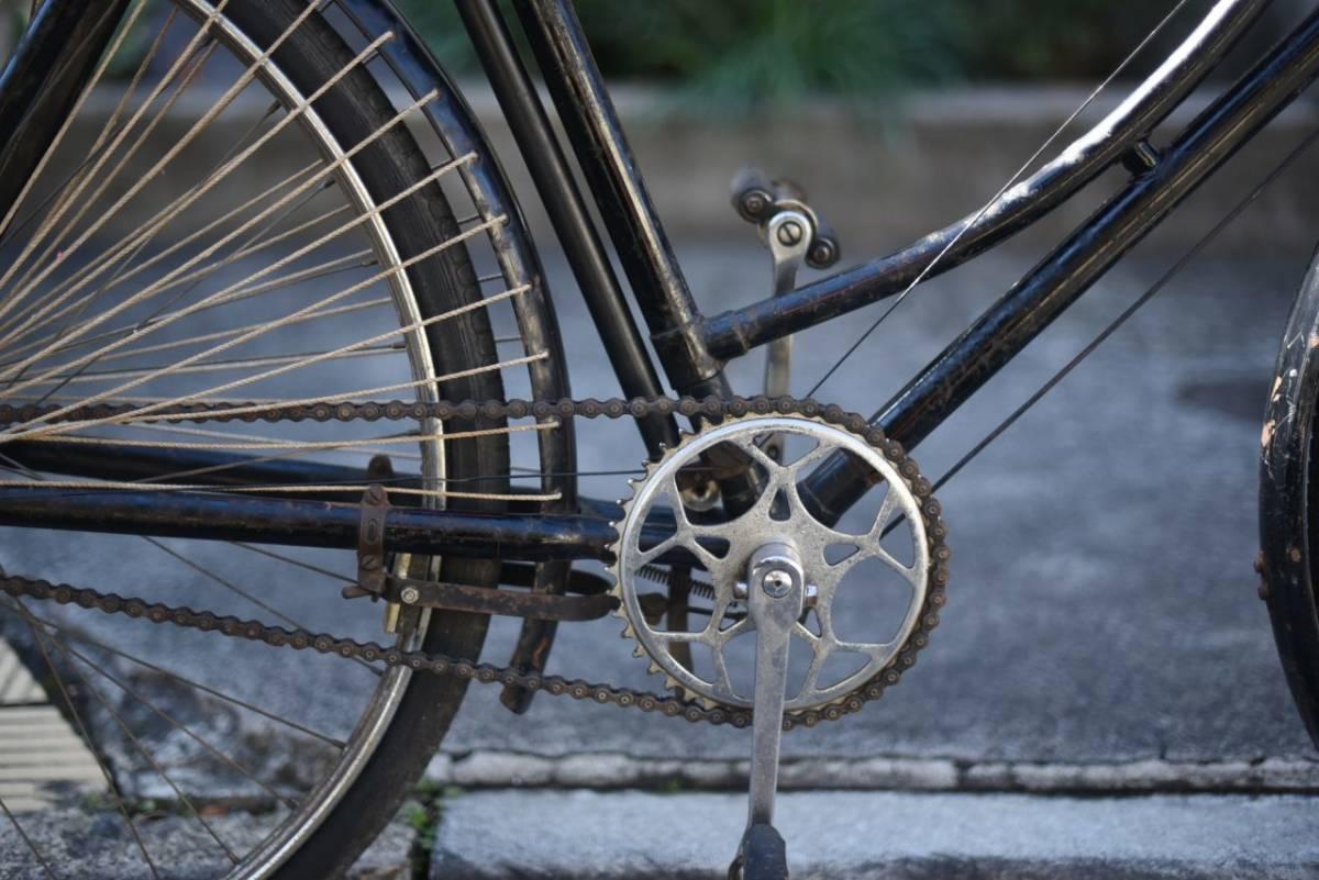 102804 ヴィンテージ 自転車「ELSWICK」 エルスウィック 英国製 レトロ ビンテージ  クラシック イギリス パシュレイ 東京杉並_画像2