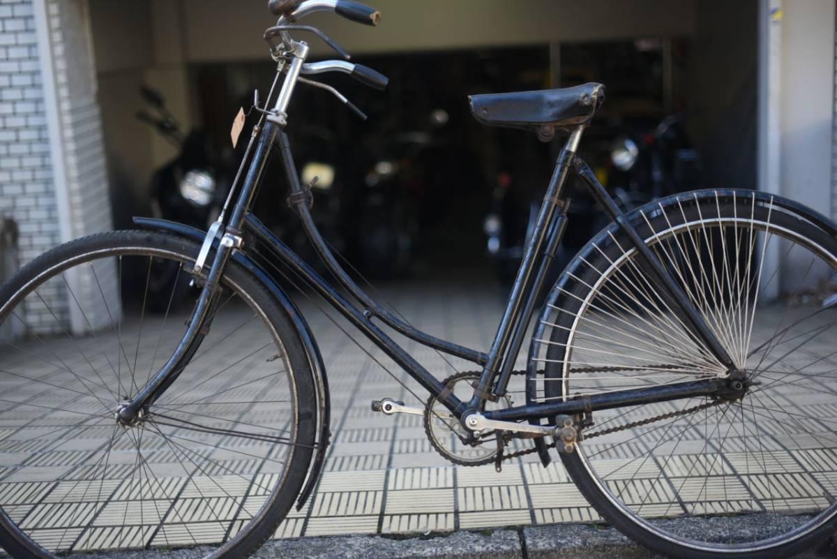 102804 ヴィンテージ 自転車「ELSWICK」 エルスウィック 英国製 レトロ ビンテージ  クラシック イギリス パシュレイ 東京杉並_画像8