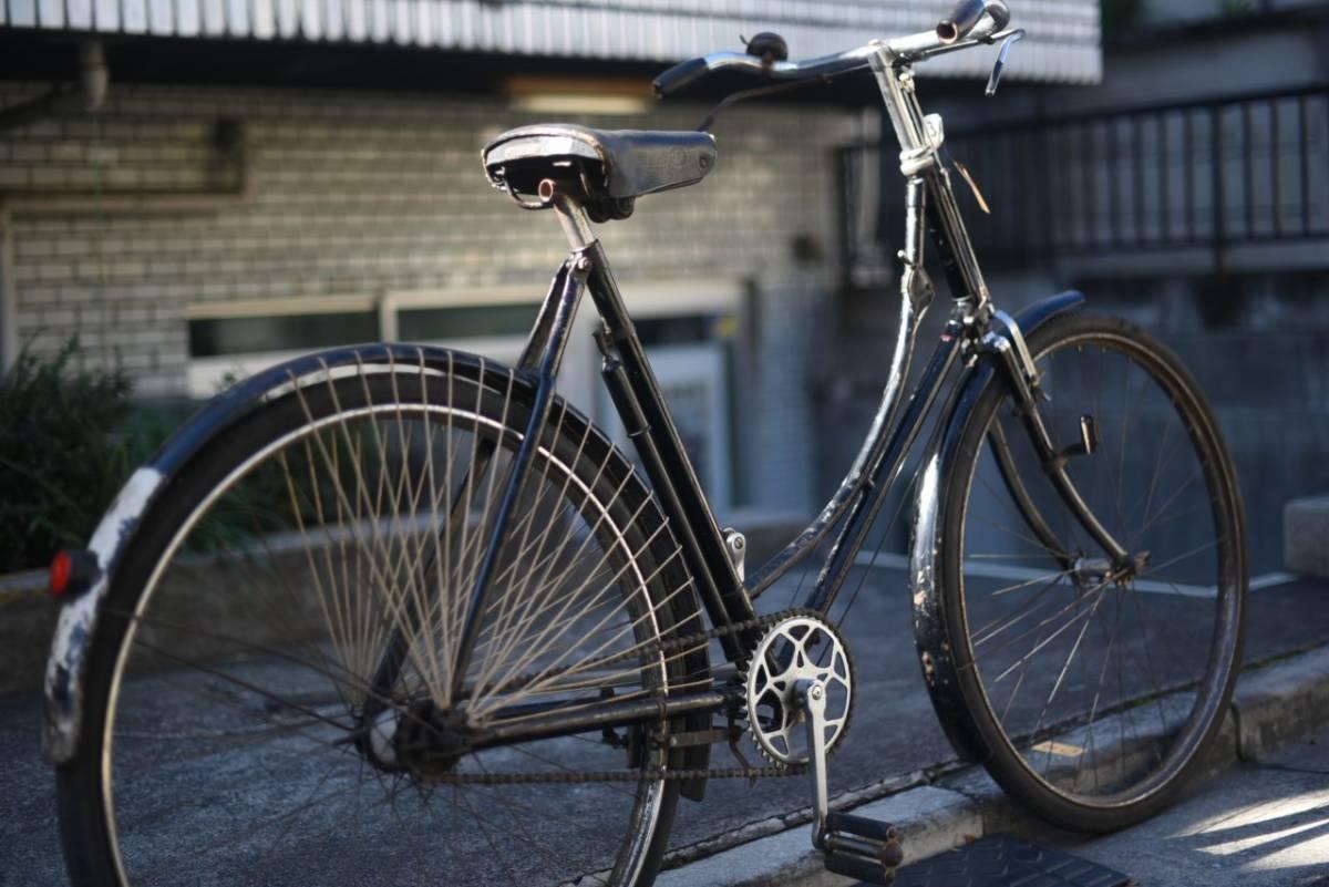 102804 ヴィンテージ 自転車「ELSWICK」 エルスウィック 英国製 レトロ ビンテージ  クラシック イギリス パシュレイ 東京杉並_画像6