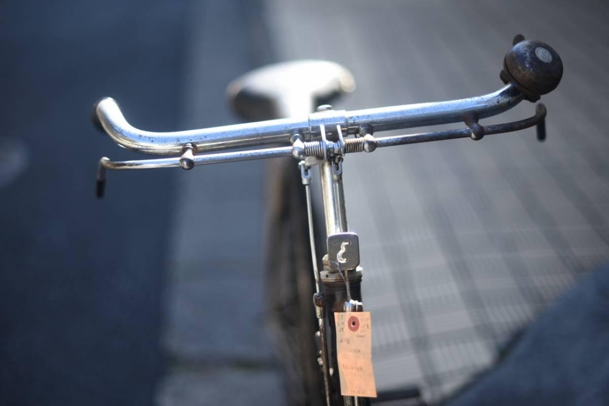 102804 ヴィンテージ 自転車「ELSWICK」 エルスウィック 英国製 レトロ ビンテージ  クラシック イギリス パシュレイ 東京杉並_画像3