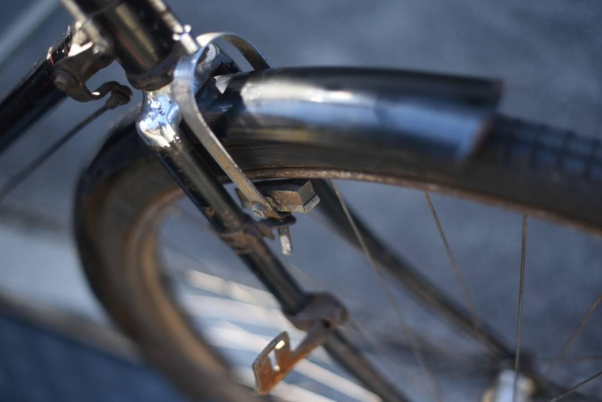 102804 ヴィンテージ 自転車「ELSWICK」 エルスウィック 英国製 レトロ ビンテージ  クラシック イギリス パシュレイ 東京杉並_画像4