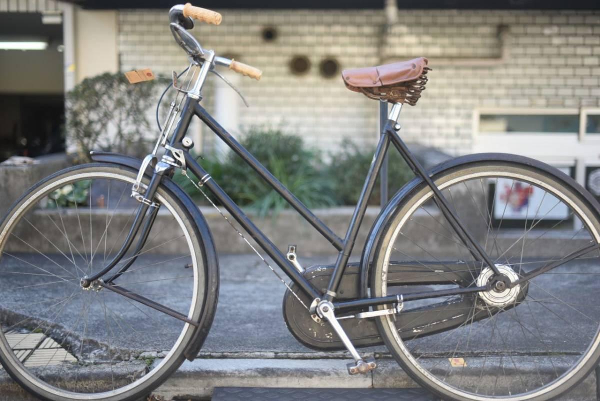 102803 ヴィンテージ 自転車  「RUDGE ラージ」 1954年製  レトロ ビンテージ  クラシック イギリス パシュレイ 東京杉並_画像9