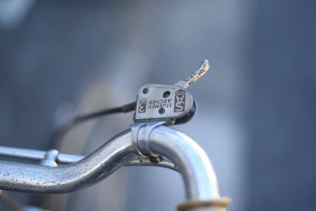 102803 ヴィンテージ 自転車  「RUDGE ラージ」 1954年製  レトロ ビンテージ  クラシック イギリス パシュレイ 東京杉並_画像8