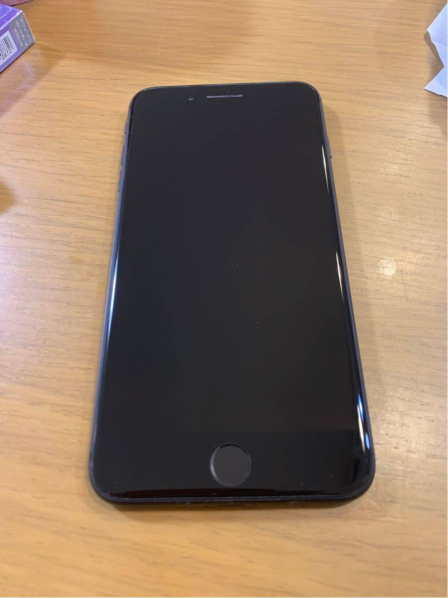 iPhone8plus アイフォン8プラス 256ギガ docomoキャリア SIMロック解除不可 docomoキャリア