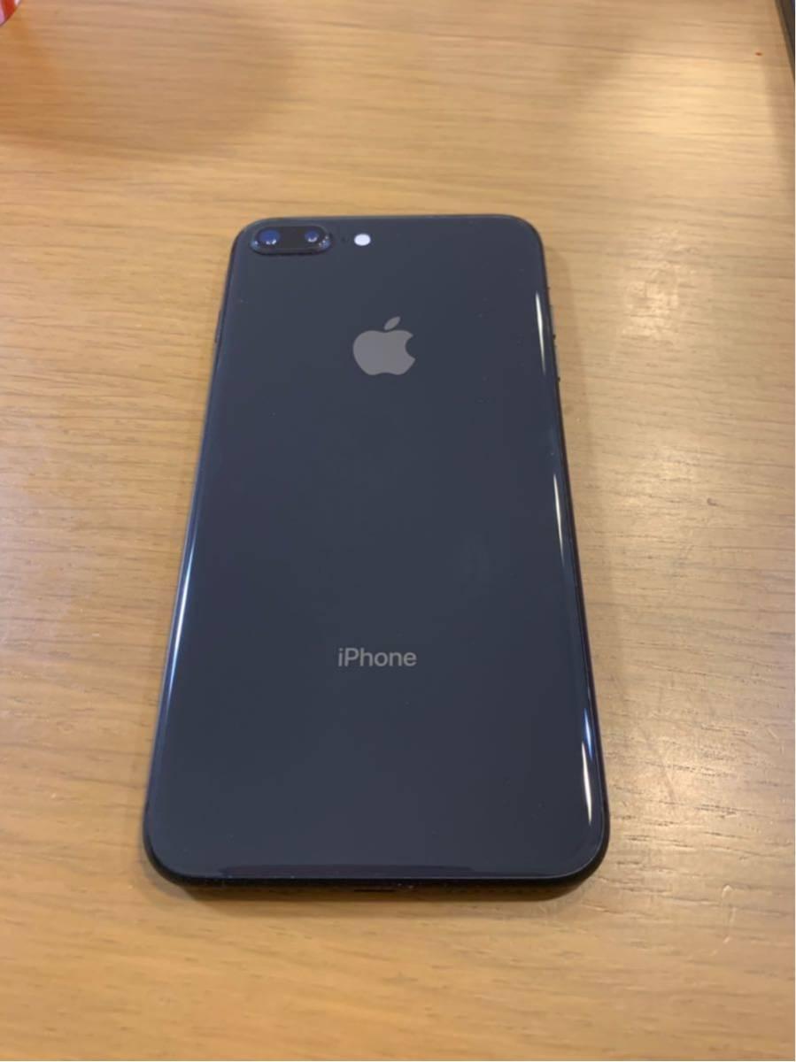 iPhone8plus アイフォン8プラス 256ギガ docomoキャリア SIMロック解除不可 docomoキャリア_画像4