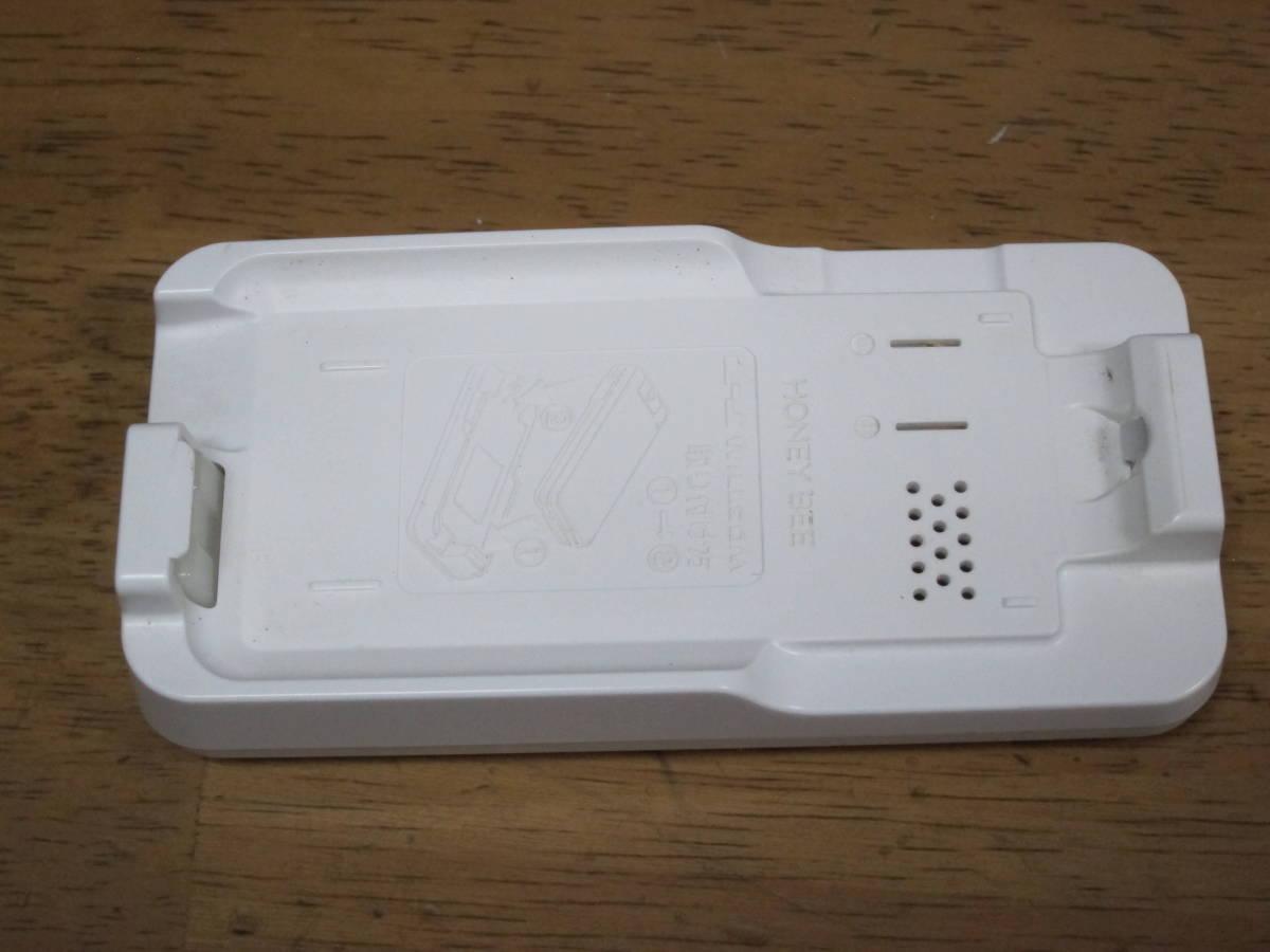 WX334K + 卓上ホルダ CH334K ブルー HONEY BEE BOX ウィルコム ワイモバイル willcom 京セラ PHS_画像7