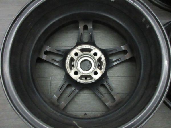 中古ホイール レーシングダイナミクス RD3 16インチ 6.5J +43 PCD 100 4穴 1台分 ミニ MINI BMWミニ RACINGDYNAMICS_画像6