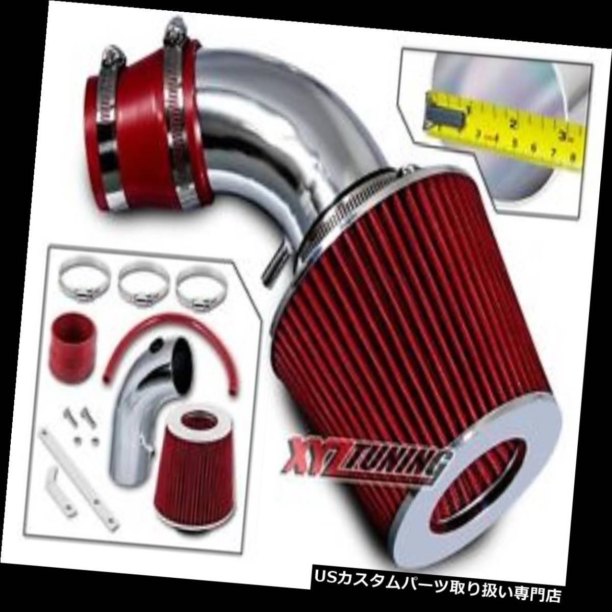 FILTER RED 2000-2005 CHEVY IMPALA MONTE CARLO 3.4 3.4L RAM AIR INTAKE KIT