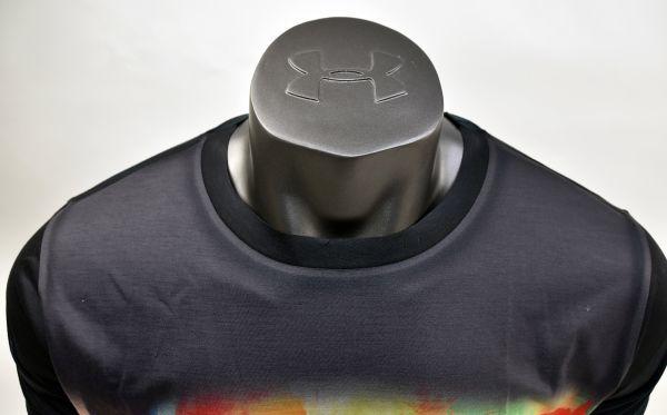 ■ボブ・マーリー(Bob Marley)フェイスTシャツ Mサイズ 黒/ブラック レゲエ カラフル プリント フィットデザイン 半袖 丸首■T-shirt_画像8