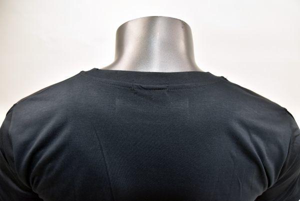 ■ボブ・マーリー(Bob Marley)フェイスTシャツ Mサイズ 黒/ブラック レゲエ カラフル プリント フィットデザイン 半袖 丸首■T-shirt_画像9