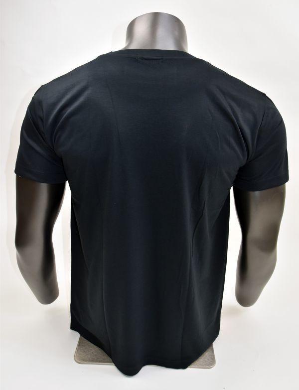 ■ボブ・マーリー(Bob Marley)フェイスTシャツ Mサイズ 黒/ブラック レゲエ カラフル プリント フィットデザイン 半袖 丸首■T-shirt_画像4