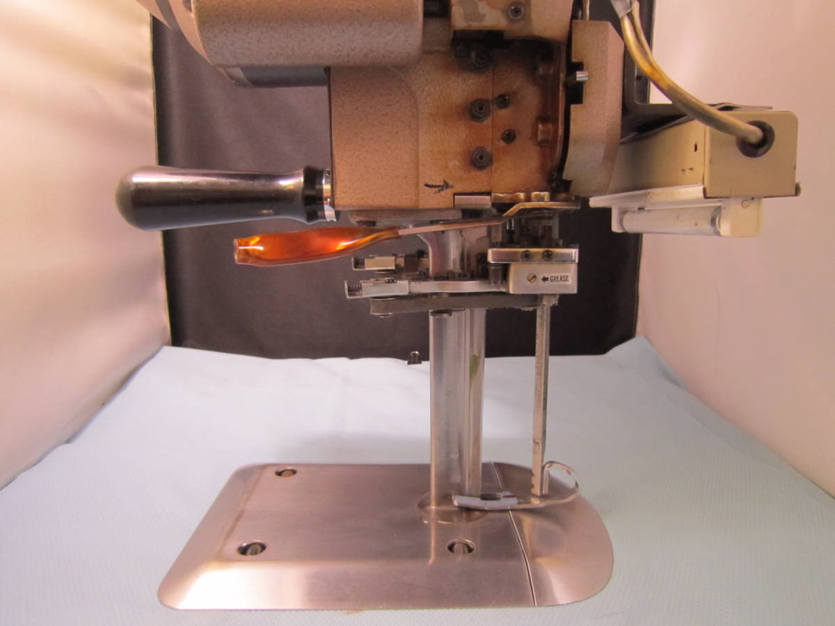 竪刃型裁断機 KS-AU Ⅴ 100V 3000-3600 SPEED (km Mack 2 speed)_画像3