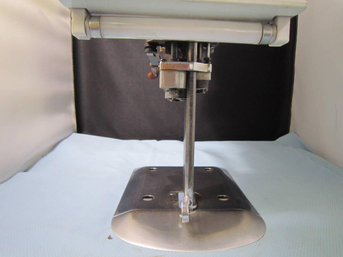 竪刃型裁断機 KS-AU Ⅴ 100V 3000-3600 SPEED (km Mack 2 speed)_画像5
