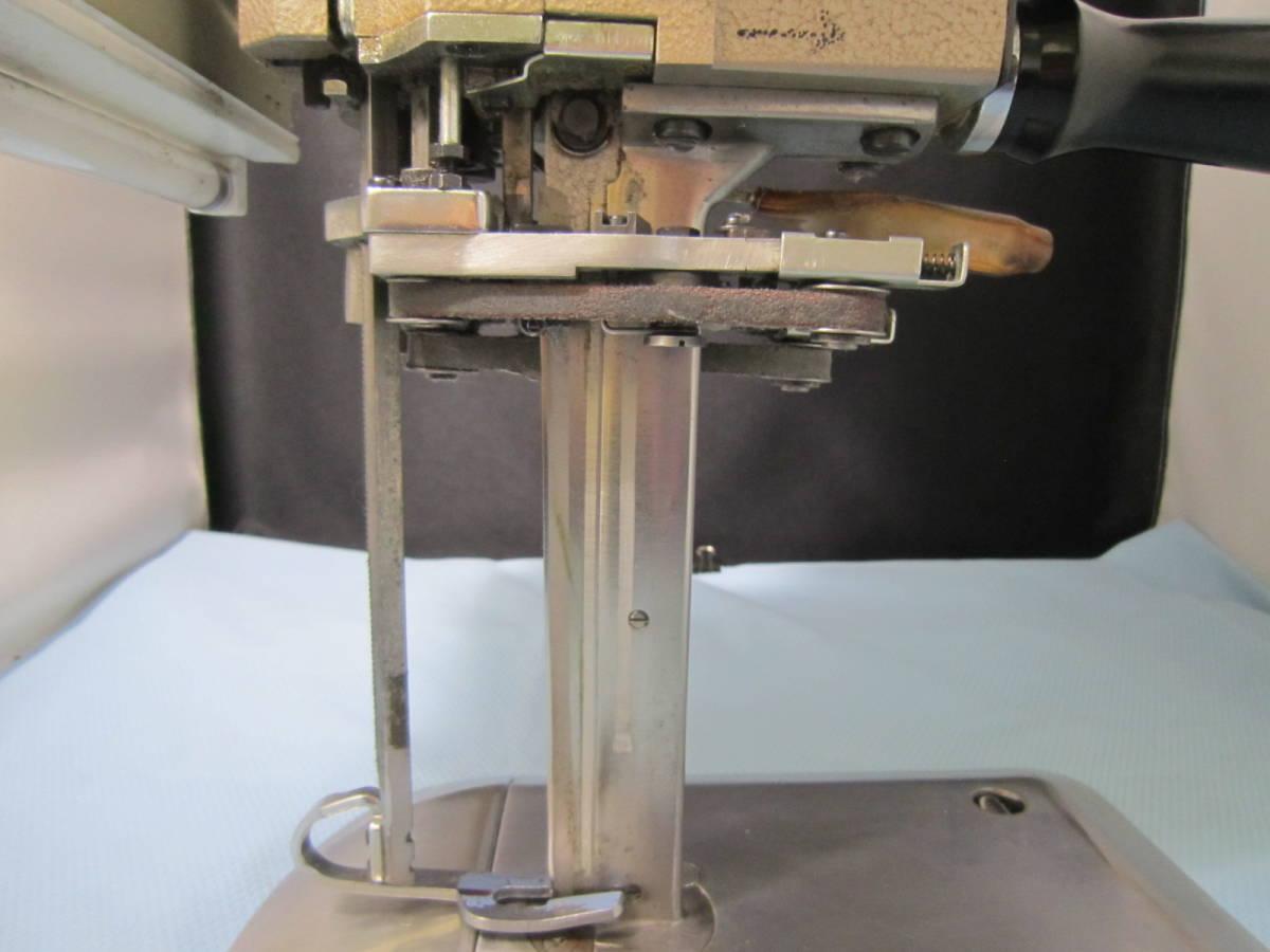 竪刃型裁断機 KS-AU Ⅴ 100V 3000-3600 SPEED (km Mack 2 speed)_画像7