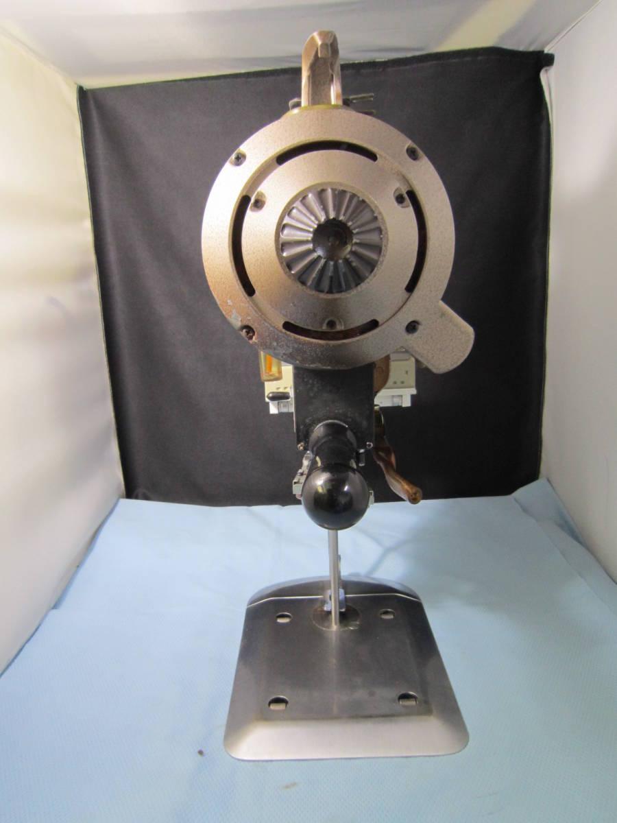 竪刃型裁断機 KS-AU Ⅴ 100V 3000-3600 SPEED (km Mack 2 speed)_画像9