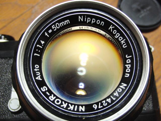 ☆ニコン F 美品 200mm望遠レンズ付き☆_画像2