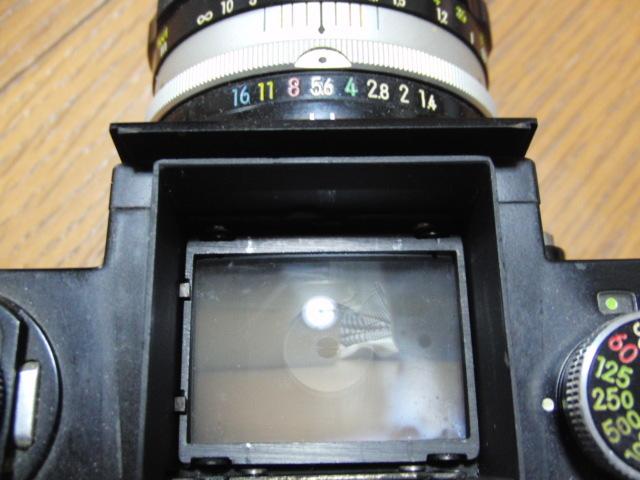 ☆ニコン F 美品 200mm望遠レンズ付き☆_画像7