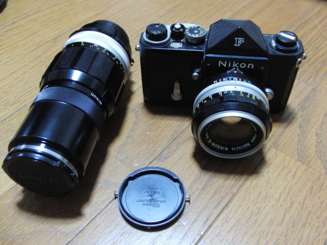☆ニコン F 美品 200mm望遠レンズ付き☆_画像10