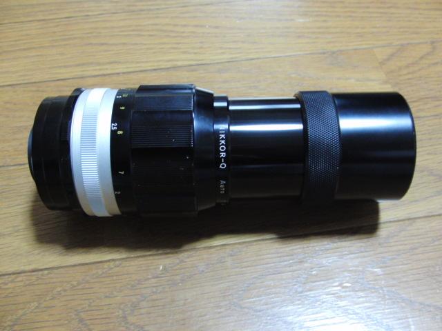 ☆ニコン F 美品 200mm望遠レンズ付き☆_画像9