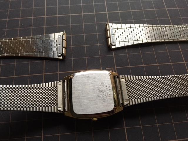 KK237 良品 稀少 レア ヴィンテージ SEIKO/セイコー MAJESTA デイデイト SGP ゴールド 9063-5010 純正ブレス有 クオーツ メンズ 腕時計_画像6