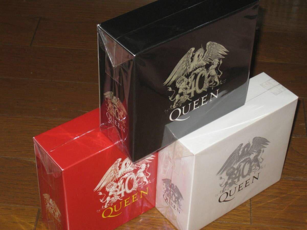 新品即決 限定!Queen(クィーン)・30CD・「コレクターズ・ボックス・セット VOL.1 2 3 リミテッド・エディション」オペラ座の夜_画像2